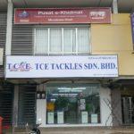 Pembukaan Rasmi Cawangan ke 93 & 94 TCE Tackles